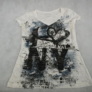 Maurices I Love NY T Shirt